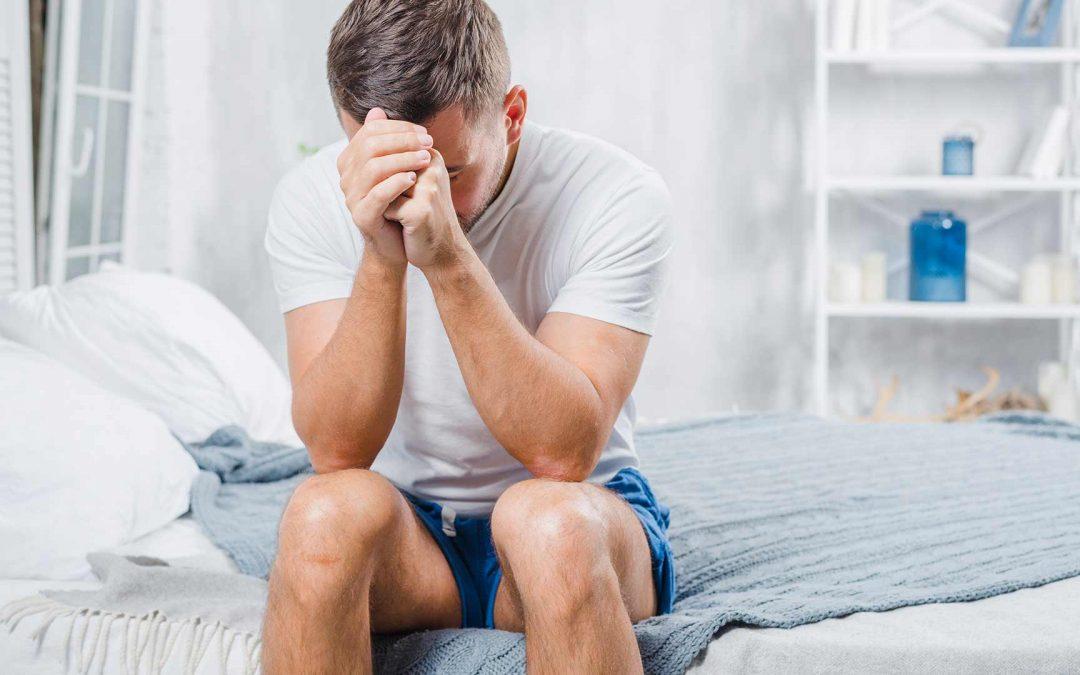 Conoce las 5 causas más comunes de la Disfunción Eréctil