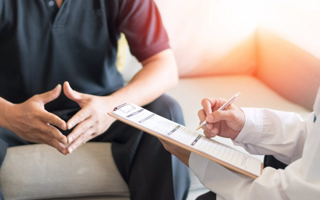 La importancia de buscar ayuda médica ante la sospecha de disfunción eréctil