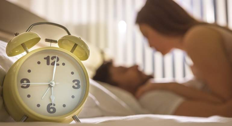 La mejor hora para el sexo